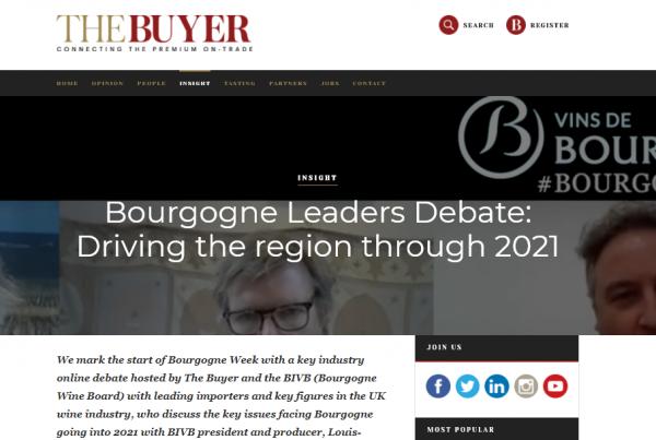 Burgundy debate